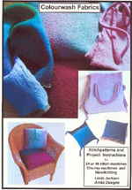 Felted knitting designs for hand knitters