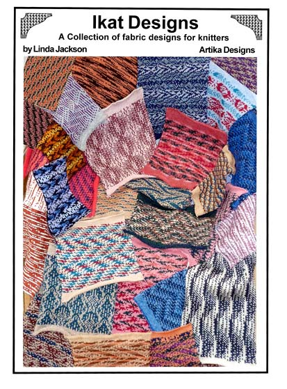 Ikat designs for knitting