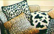 Tiger,dlamatian and cow prints for knitters