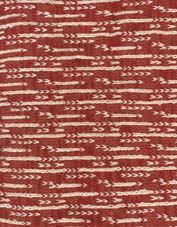 Ikat knitted furnishing design