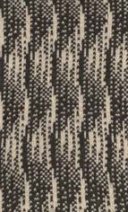 Ikat sycamore knitted design