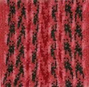 Ikat knitted surf design
